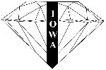 Iowa Jewelers Association Sticky Logo